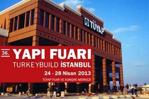 haber Elde Cam Tasarım 24 - 28 Nisan 2013 tarihleri arasında 36.İstanbul Yapı Fuarında