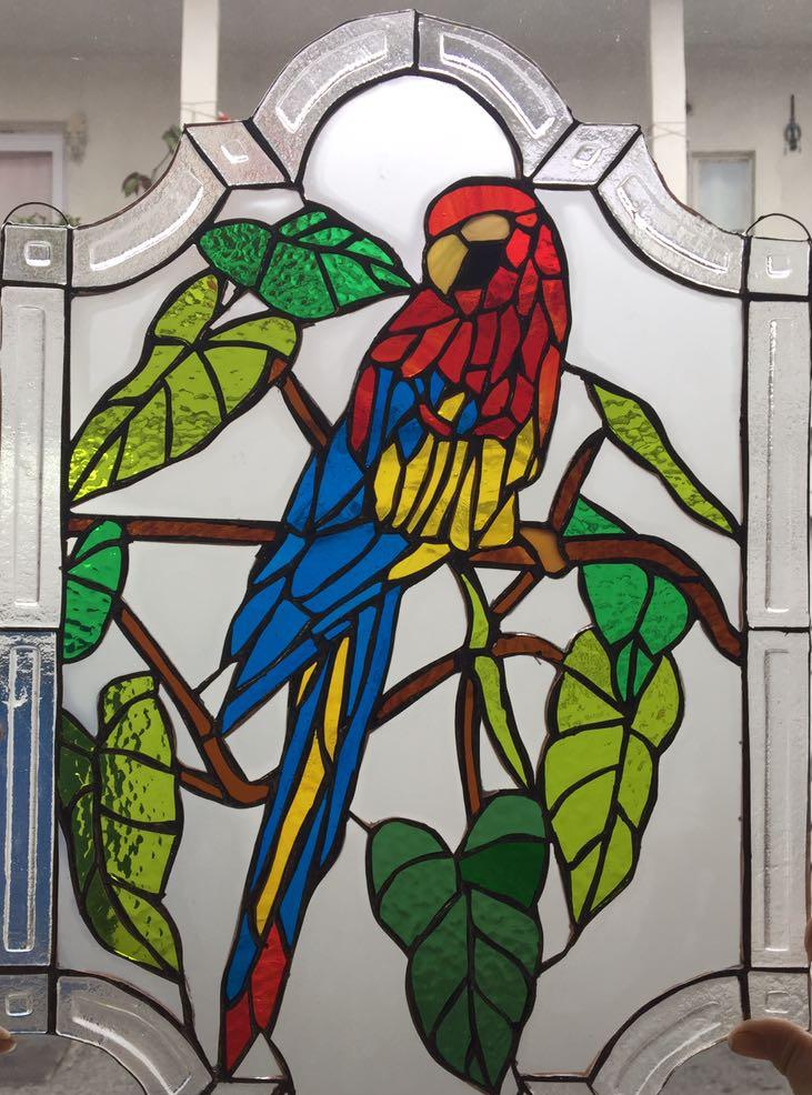 haber Vitray, mozaik ve cam tasarım kurslarımız başlamıştır